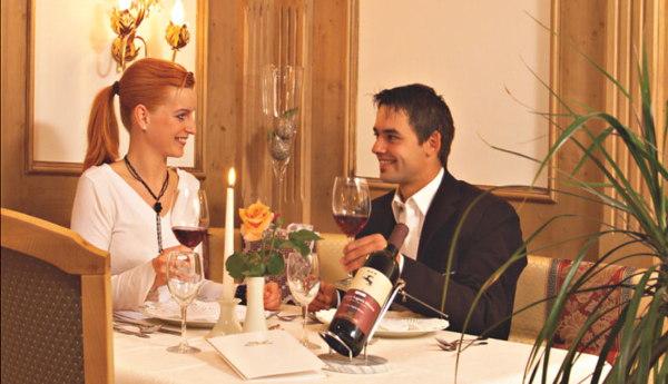 The restaurant Tirolo / Dorf Tirol Grandpanoramahotel Stephanshof