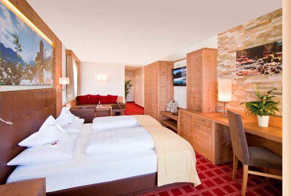 Photo of the room Hotel Grandpanoramahotel Stephanshof