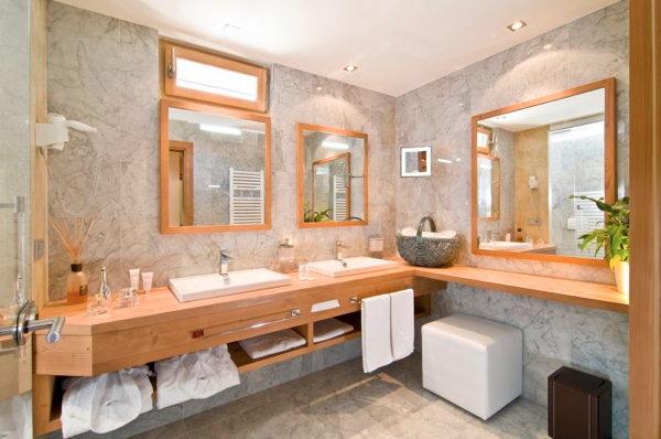 Photo of the bathroom Hotel Grandpanoramahotel Stephanshof
