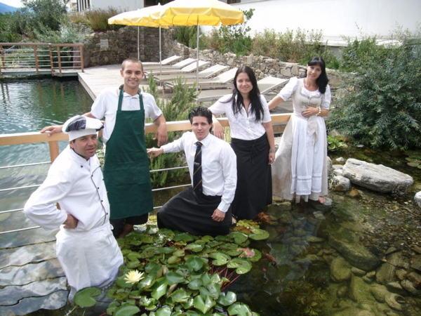 Grandpanoramahotel Stephanshof - Hotel 4 stars Tirolo / Dorf Tirol