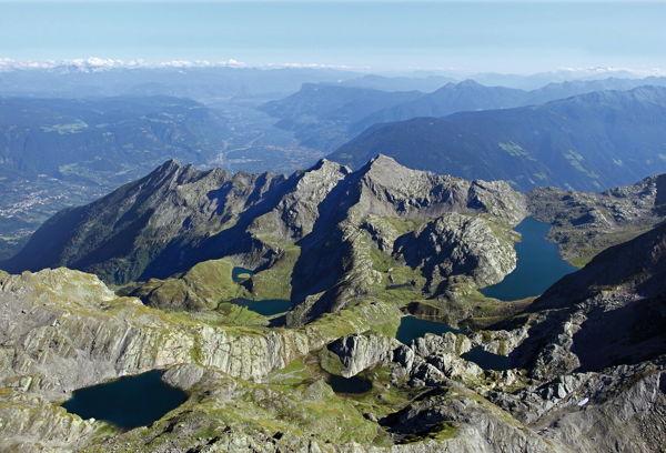Panoramic view Tirolo / Dorf Tirol