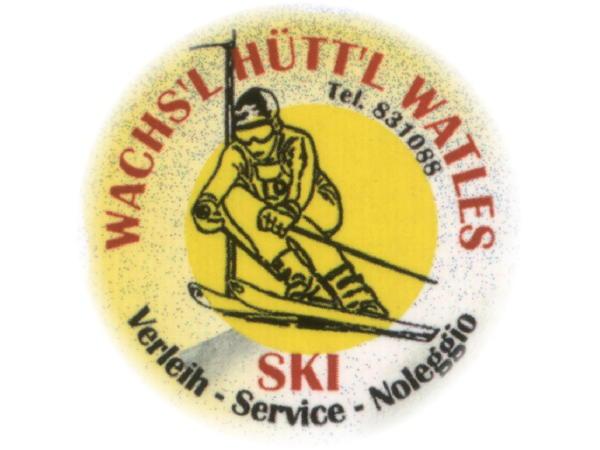 Skiverleih und Ski Service Wachs'l Hütt'l TradItDeEn [it=Alta Venosta - Passo Resia, de=Obervinschgau - Reschenpass, en=Alta Venosta - Passo Resia / Obervinschgau - Reschenpass]