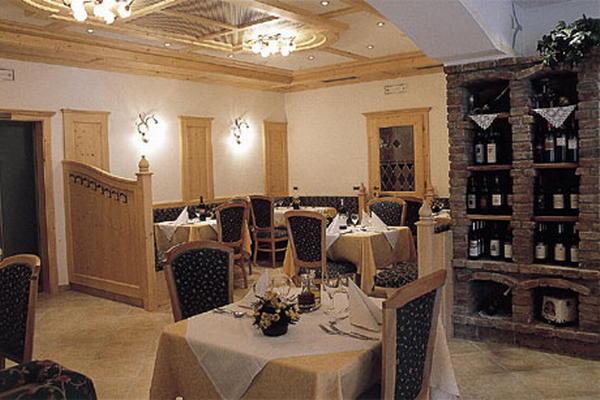 Il ristorante San Cassiano Falzares