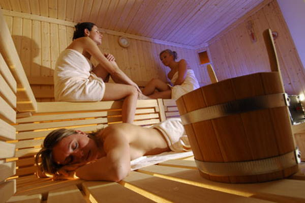 Foto del wellness Hotel Falzares