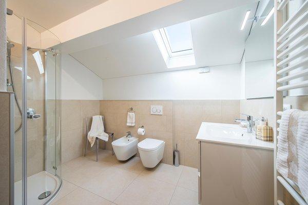 Foto del bagno Garni + Appartamenti Etschland