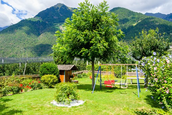 Foto del giardino Tirolo