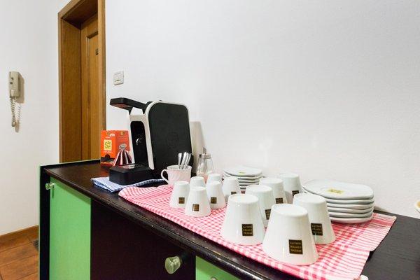 La colazione Residence Lenzenau