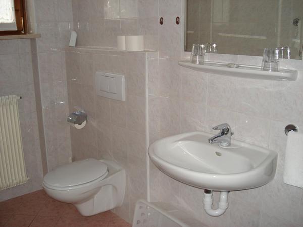 Foto del bagno Residence Lenzenau