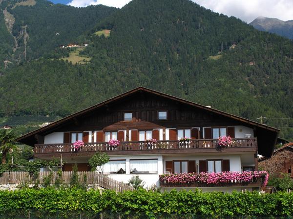 Foto estiva di presentazione Lenzenau - Residence 3 stelle