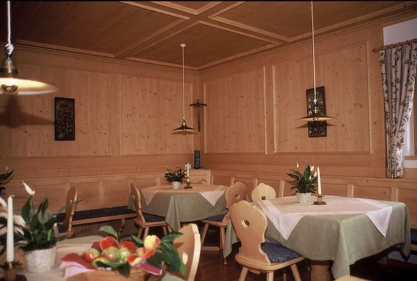 Appartamenti in agriturismo schneeweisshof tirolo for Agriturismo bressanone e dintorni