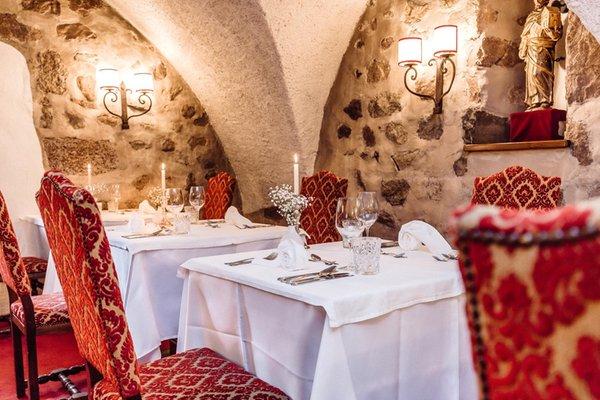 The restaurant Merano / Meran Castel Rundegg