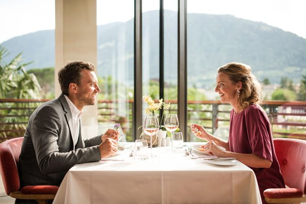 The restaurant Merano / Meran Terme Merano