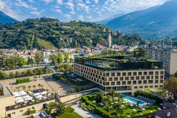 Foto estiva di presentazione Hotel Terme Merano