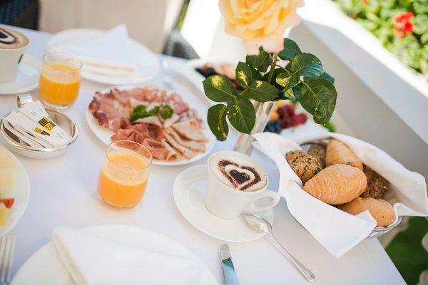 La colazione Adria - Hotel 4 stelle