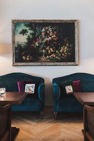 Le parti comuni Hotel Adria