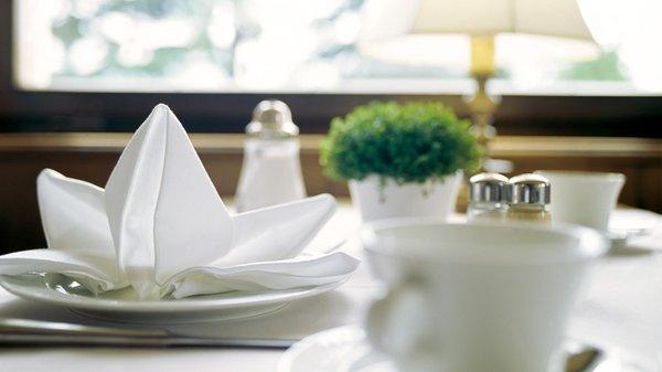 Il ristorante Merano Sonnenhof