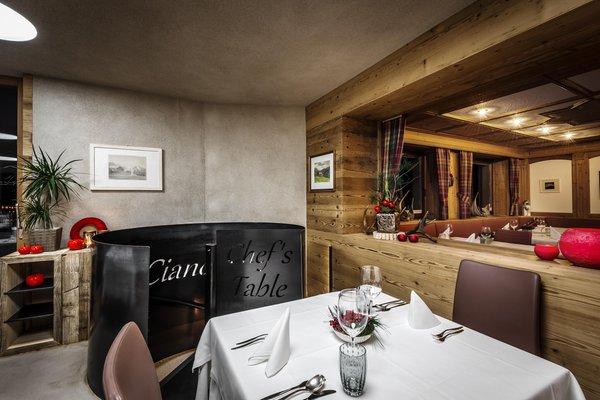 Il ristorante Badia - Pedraces Gran Ander