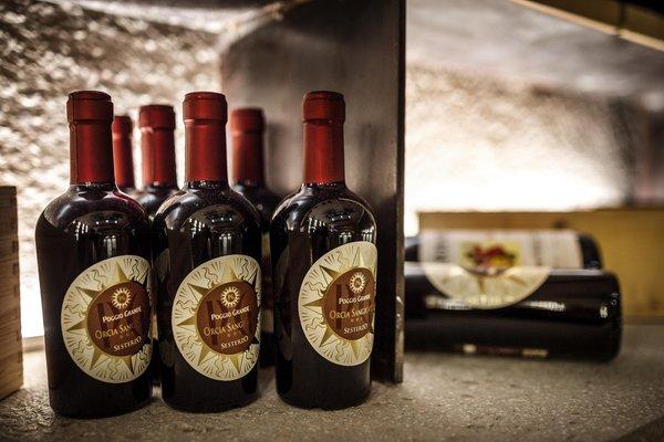 La cantina dei vini Badia - Pedraces Gran Ander