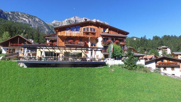 Foto estiva di presentazione Hotel Gran Ander