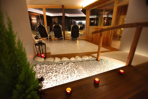 Photo of the wellness area Hotel Gran Ander