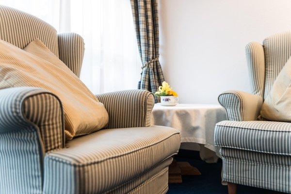 Il salotto Hotel Gran Ander