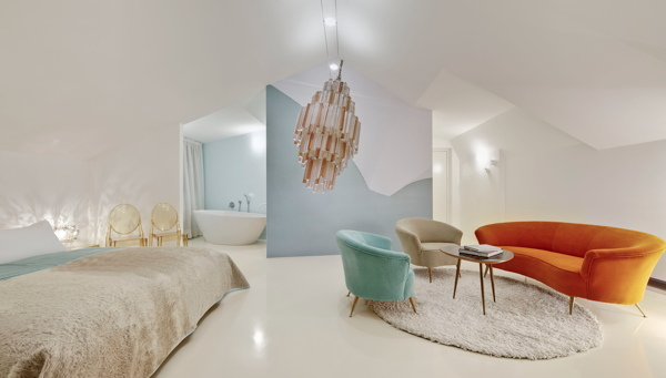 Hotel residence boutique design hotel imperialart for Hotel meran design