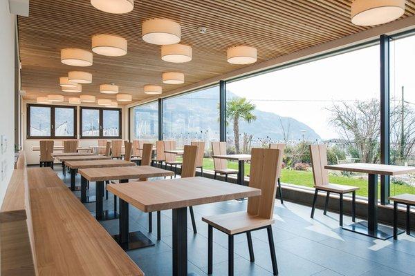 Il ristorante Merano Salgart