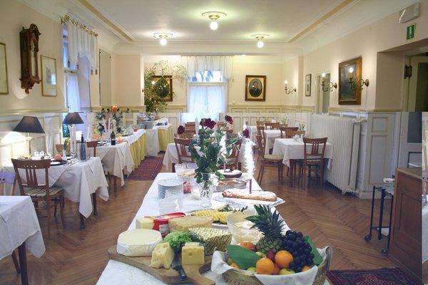 Il ristorante Merano Westend