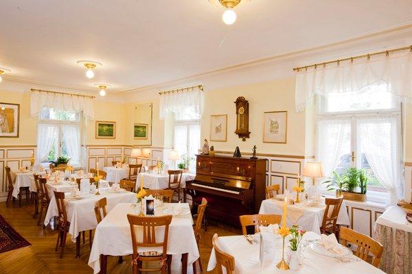 The restaurant Merano / Meran Westend