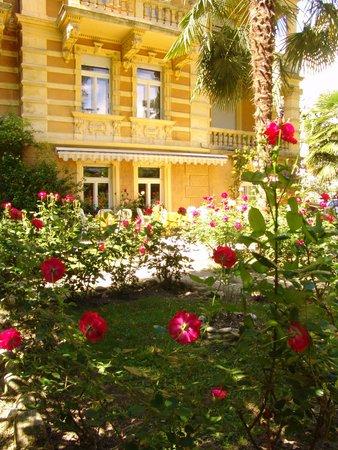 Foto del giardino Merano