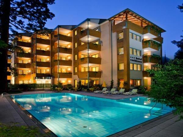 Foto invernale di presentazione Flora - Hotel + Residence 3 stelle