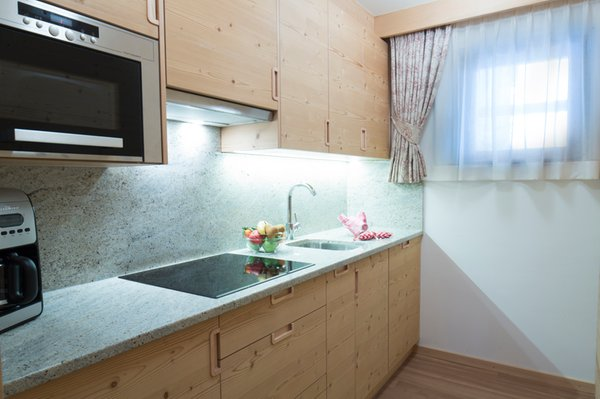 Foto della cucina Ciasa Soplà