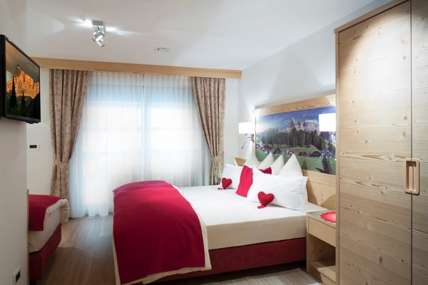 Foto della camera Appartamenti Ciasa Soplà
