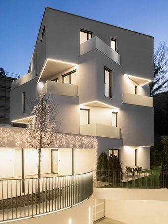 Foto invernale di presentazione Désirée - Residence 3 stelle