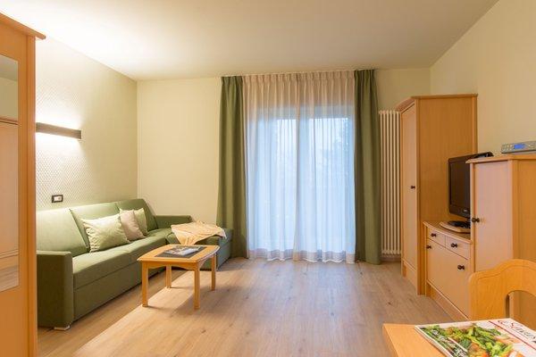 La zona giorno Neuhäuslhof - Residence 3 stelle