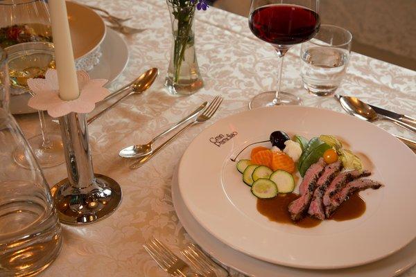 Ricette e proposte gourmet Gran Paradiso