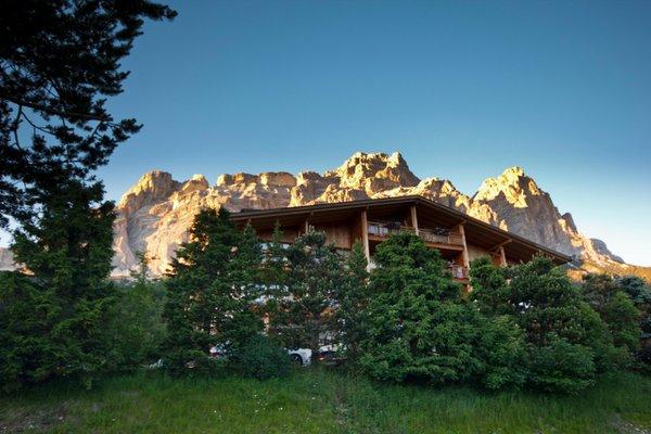 Foto estiva di presentazione Gran Paradiso - Hotel 4 stelle