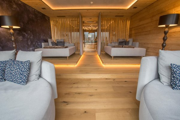 The common areas Hotel Gran Paradiso