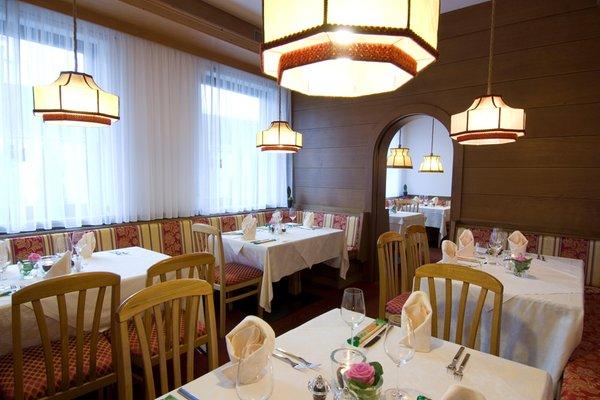 Il ristorante Merano Daniela
