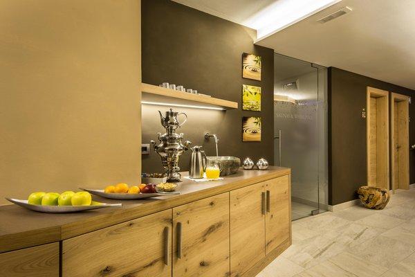 Foto della cucina Dolomites Hotel La Fradora