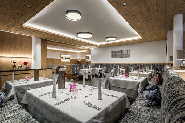 Il ristorante San Cassiano Dolomites Hotel La Fradora