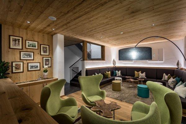 Le parti comuni Dolomites Hotel La Fradora