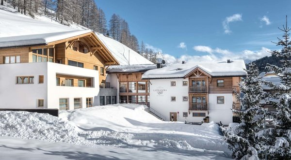Foto invernale di presentazione Dolomites Hotel La Fradora - Hotel 3 stelle sup.