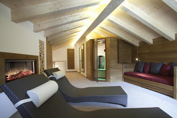 Foto del wellness Dolomites Hotel La Fradora