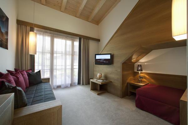 Il salotto Dolomites Hotel La Fradora - Hotel 3 stelle sup.