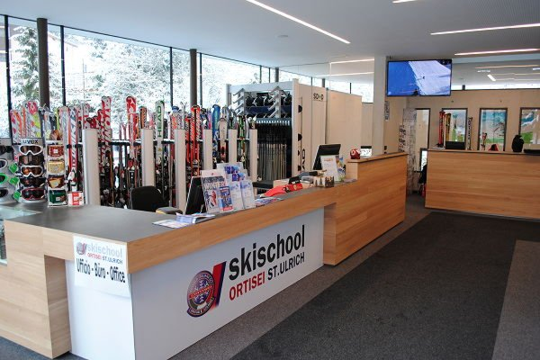 Presentation Photo Ski rental Ski School & Rental Ortisei - Centro