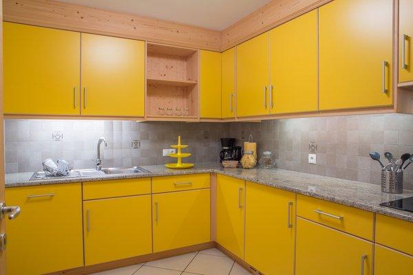 Foto della cucina Chalet Sorëdl