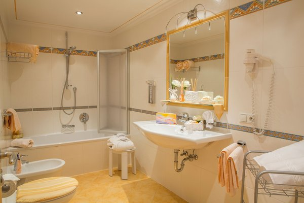 Photo of the bathroom Apartments Chalet Sorëdl