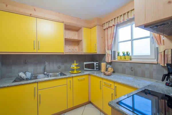 Foto der Küche Chalet Sorëdl