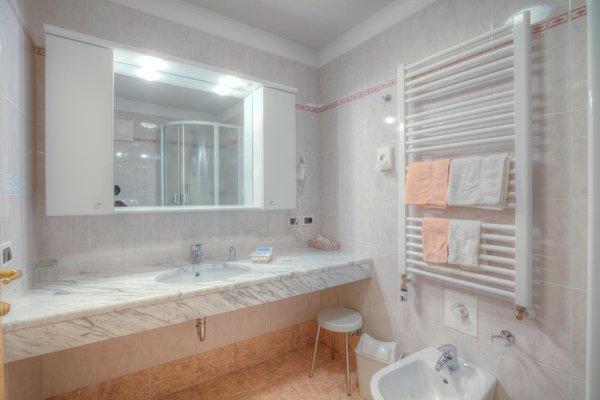 Photo of the bathroom Hotel La Stüa